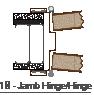 CAD Drawing Download for Timely Door Frames